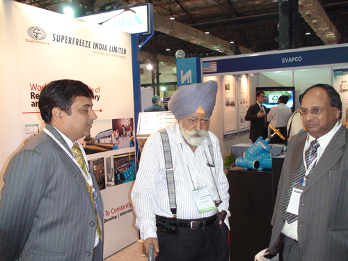 ACREX 2010, MUMBAI, INDIA