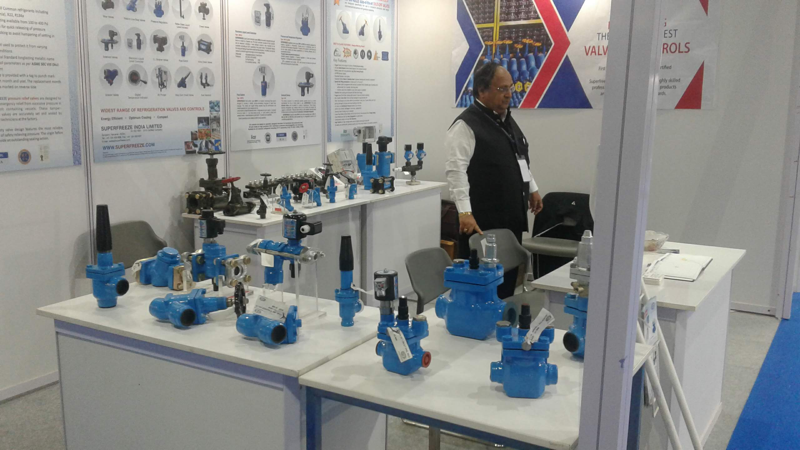 INDIA COLD CHAIN EXHIBITION MUMBAI 2018