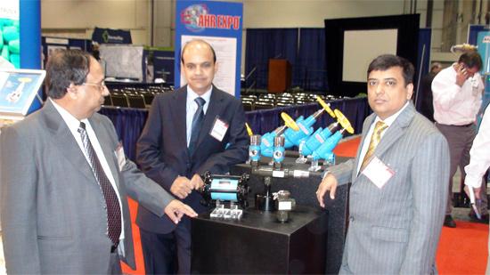 AHR EXPO 2010, ORLANDO, USA