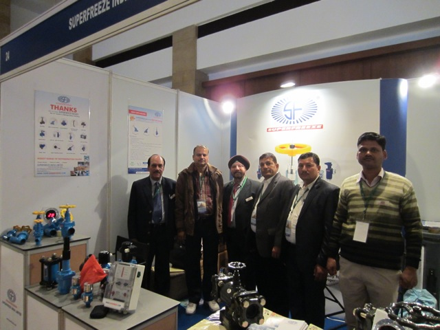 India Cold Chain Expo 2013, Agra