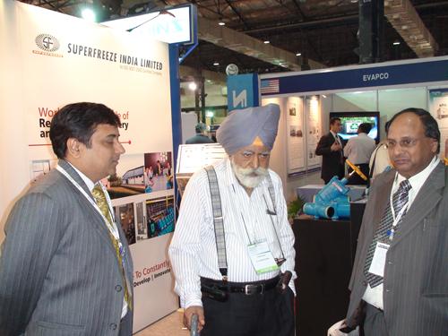 ACREX 2010, MUMBAI, INDIA